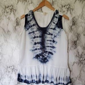 Tantrums blouse size large